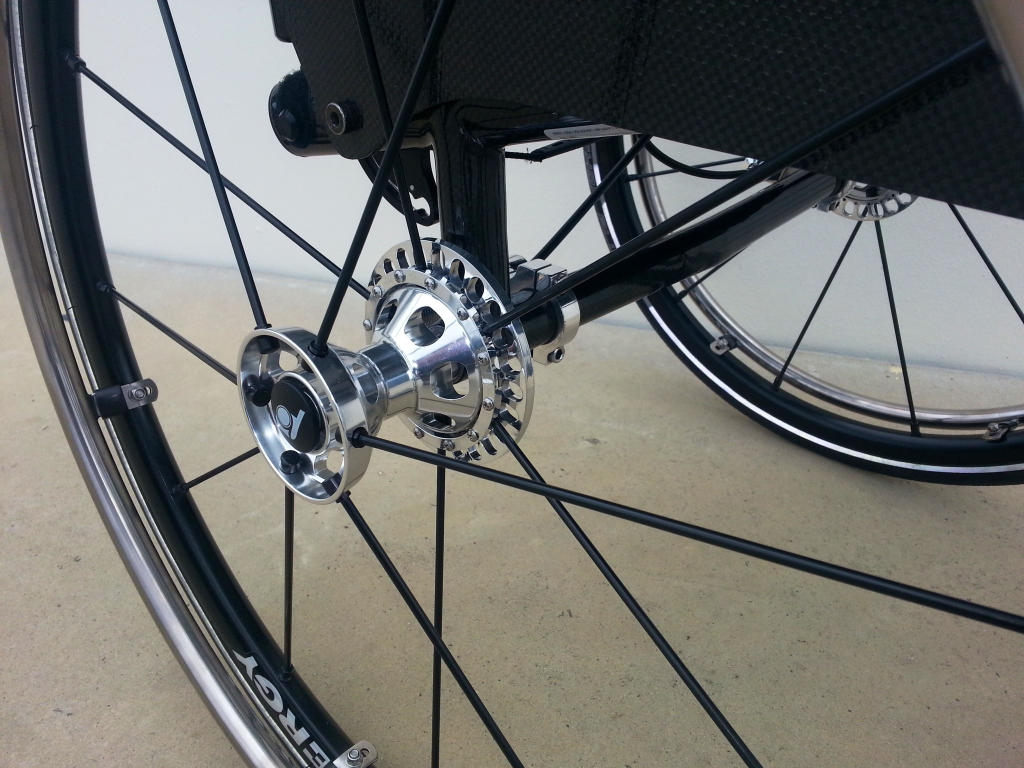 """Finally after so long , it's HERE !!! The world's """"1st Carbon Fibre Rigid Wheelchair"""" >>>>"""