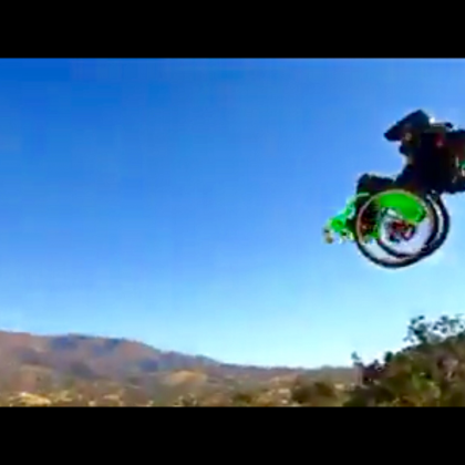 """Insanity or just a """"Wheely"""" Good Time >>>>"""
