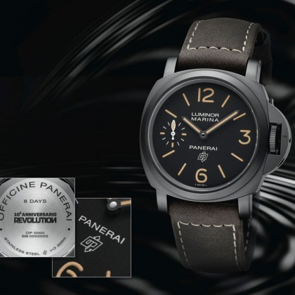 The ACE in the HOLE… The Panerai Pam 599