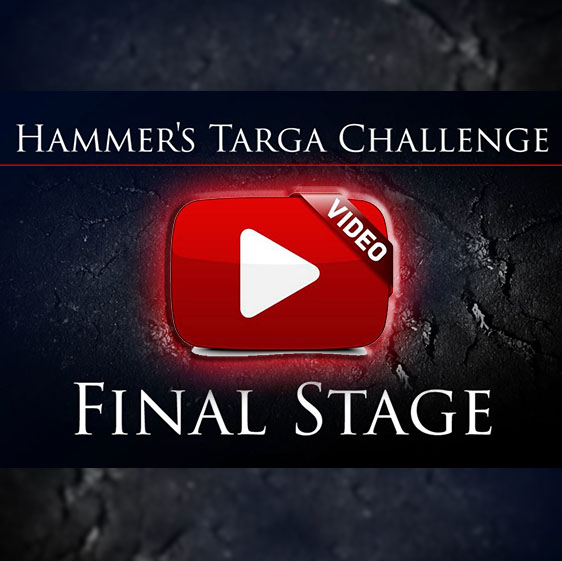 Hammer's Final Stage of TARGA 2015