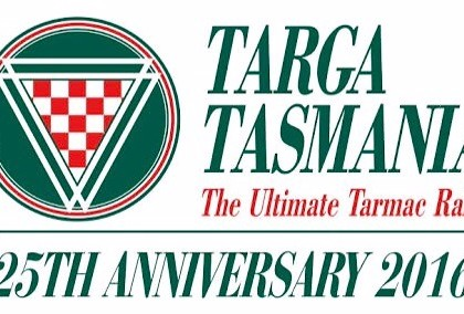 "It's that time again —- 25th running of the ""Targa Tasmania —"